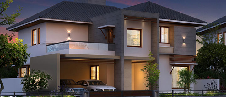 Premium Luxury Villa projects at Kozhikokde