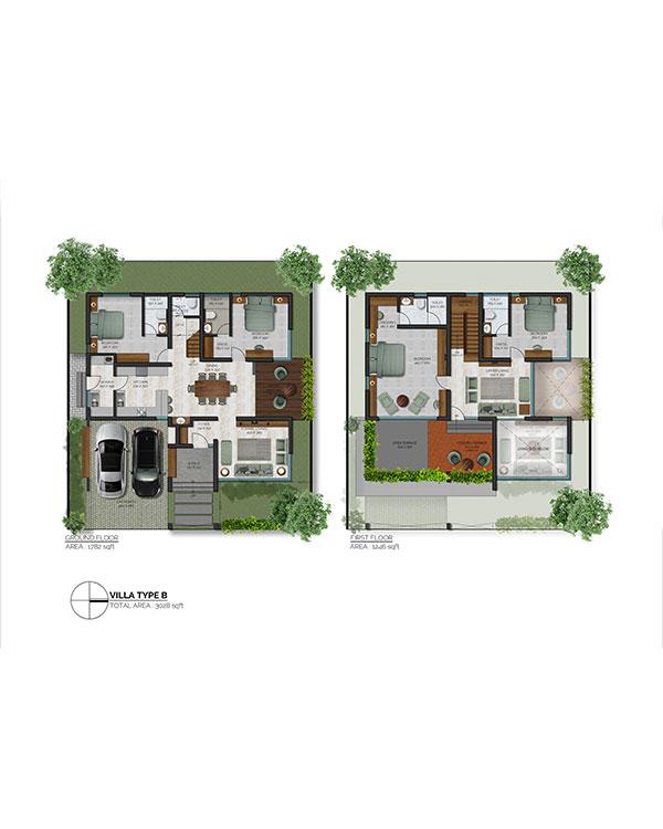 Luxury Villas in Calicut