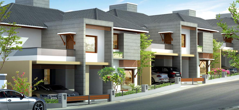 luxury villas in Kozhikode